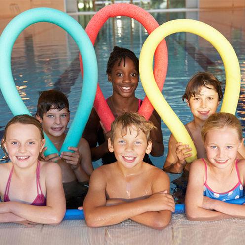 Nadace Pražské děti | Plavání