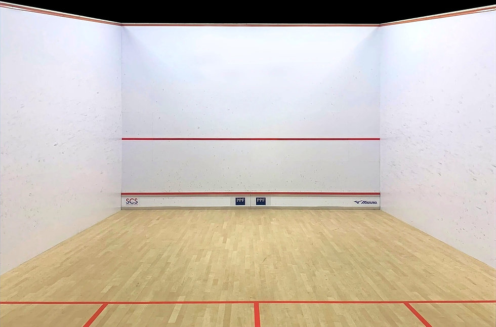 Squashcentrum Strahov