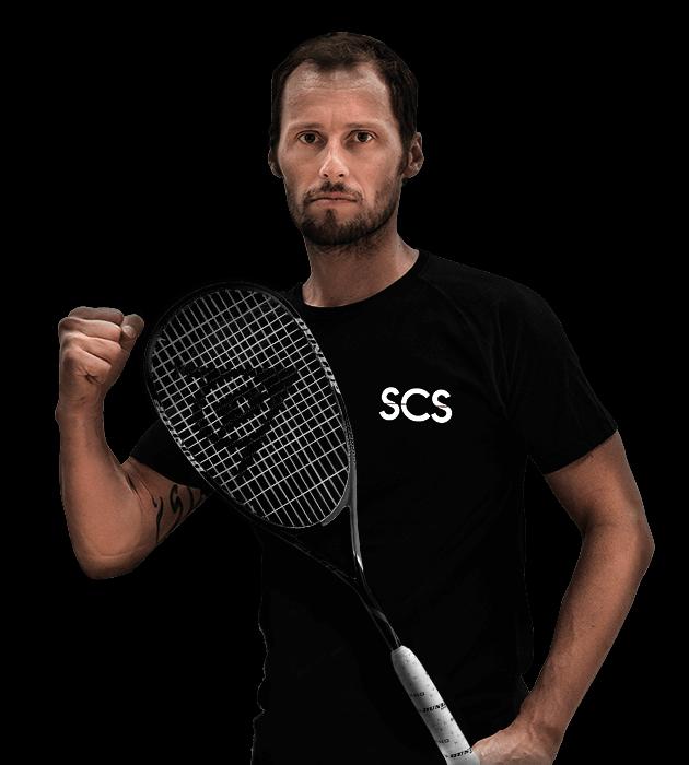 Greg Gaultier | Squash Strahov