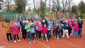 Informace k tenisu na kurtech LTC Praha (duben-červen 2018)