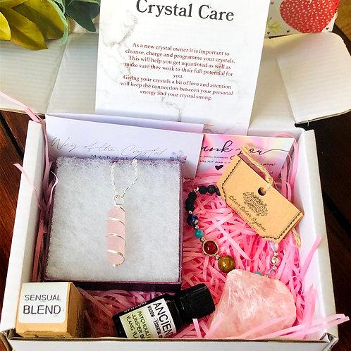 Rose Quartz Box