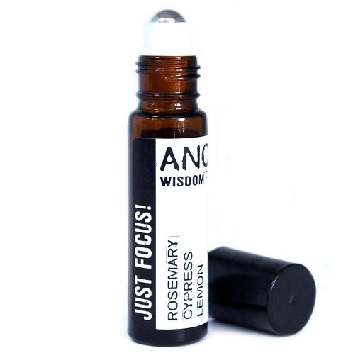 Just focus - Roll on blend Essential Oil 10ml