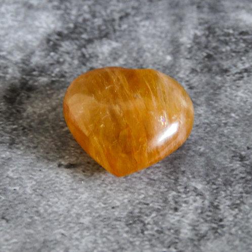 Golden Healer Heart