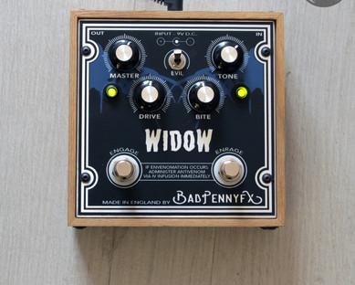 We release the Widow