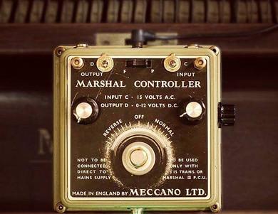 Fuzz Controller retrofit. Using this as a basis for the first fuzz pedal original
