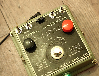 The one that started it all, the Fuzz Controller retrofit