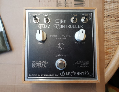 First Fuzz Controller design. Wow, this takes me back