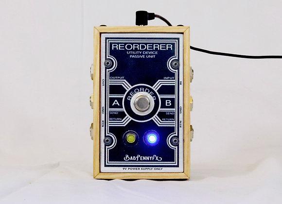 Reorderer - Utility Range