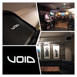 Void Acoustics