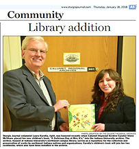 Laura Kurella's Book inducted into Indiana University Calumet Regional Archives Notables Works