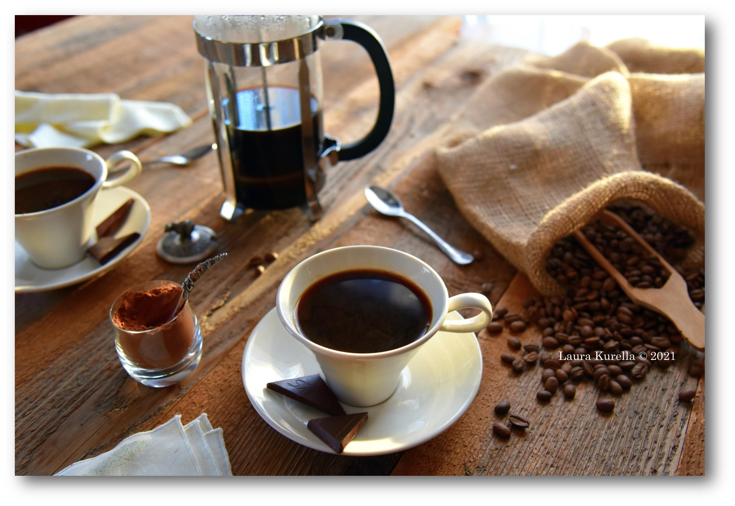 Incredible Coffee and Chocolate