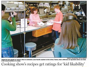 The Reporter reviews Laura Kurella's 1st TV Show on Kids Health