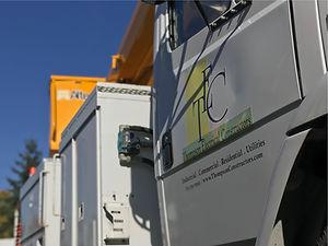 Service, Maintenance, Electrical, Construction, Tec, Truck