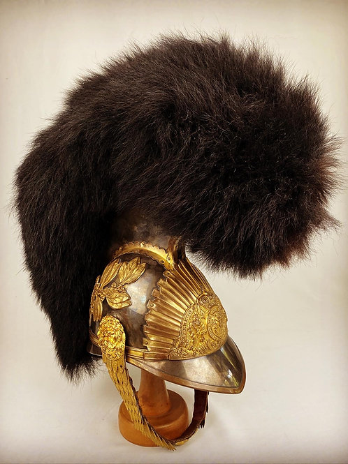 1817 Pattern Royal Horse Guards Helmet - Lt Henry Ellis Boates