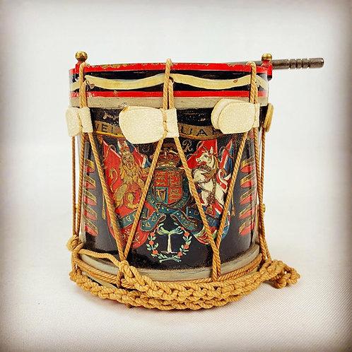 Miniature Regimental Drums - The Welsh Guards