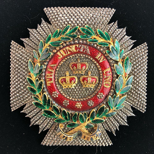 1830 Knight Commander of the Order of the Bath Breast Badge