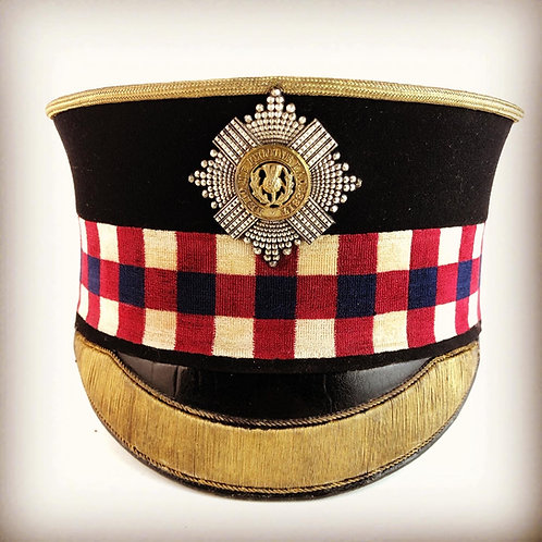 Scots Guards Forage Cap - 4th Earl of Leicester Lord Coke