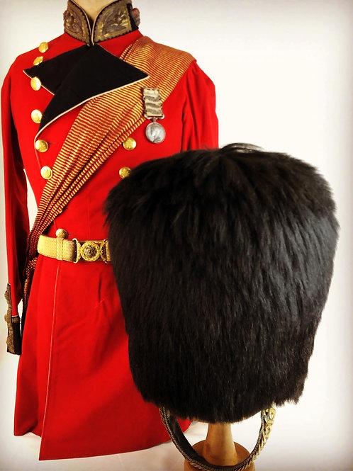 1855 Scots Fusilier Guards Officers Uniform