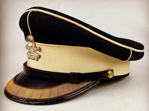17th/21st Lancers Field Officers No1 Dress Cap