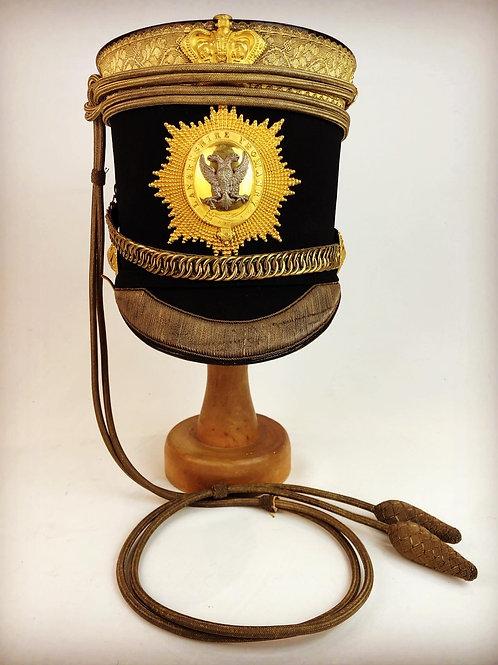 1850 Lanarkshire Yeomanry Shako