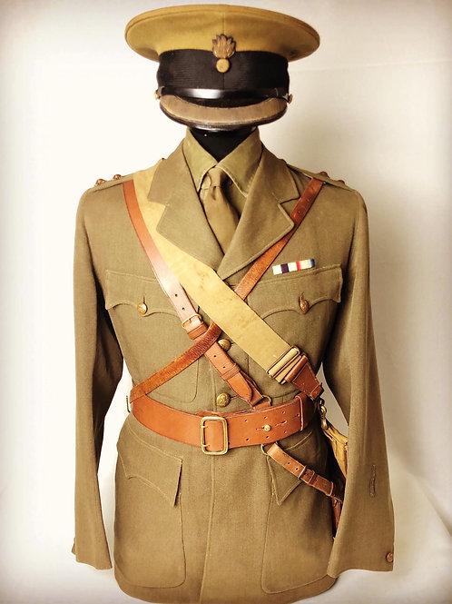 WW1 Grenadier Guards Uniform - Lt TGP Corbett 2nd Baron Rowallan KT, KBE, MC