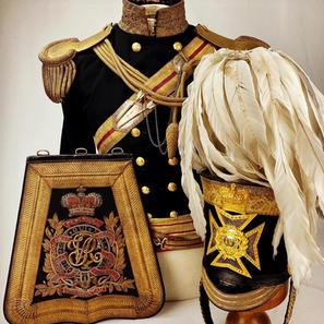 4th Light Dragoons Crimean Uniform