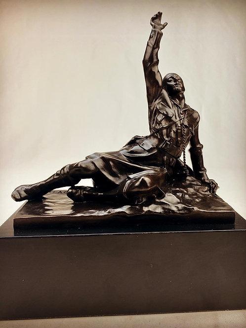 Fettes College Bronze War Memorial Centenary Edition