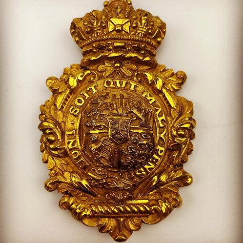 Georgian Royal Household Coach Ornament