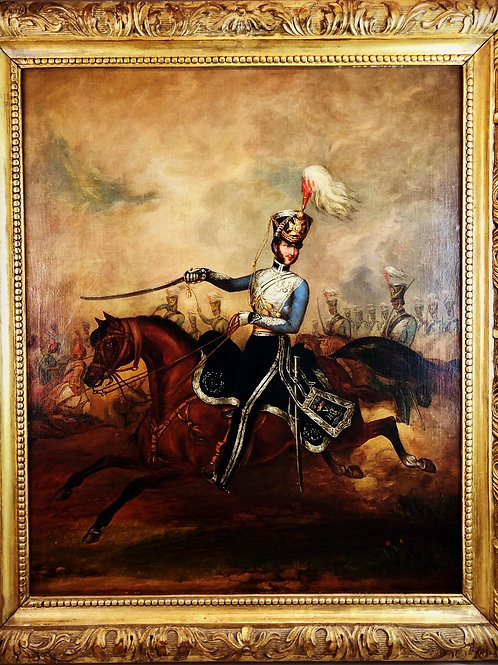 5th Bengal Light Cavalry - Lt Colonel Thomas Harrington