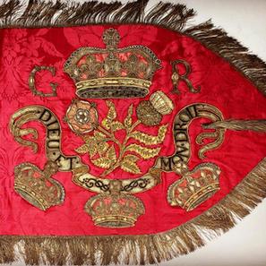 1792 Horse Grenadiers Guidon