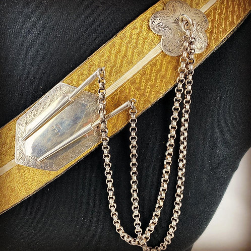 17th Lancers Crossbelt and Pouch