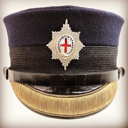 Victorian Coldstream Guards Officers Forage Cap