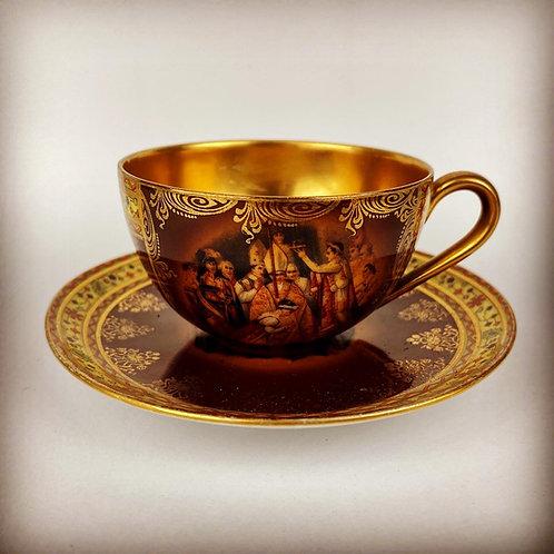 Souvenir for the Coronation of Napoleon Crown Emperor