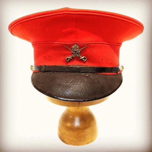 Indian 33rd Queen Victoria's Light Cavalry Dress Cap