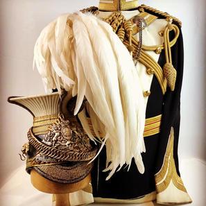 Victorian 17th Lancers Uniform