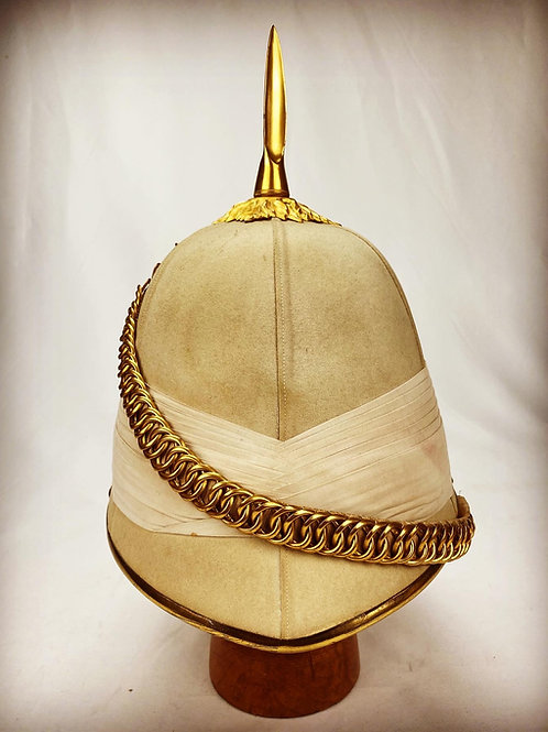 Indian Lancers Foreign Service Helmet
