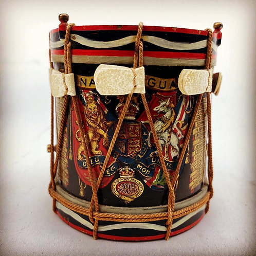Miniature Regimental Drums - The Grenadier Guards