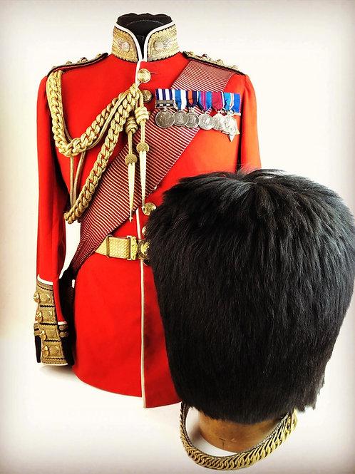 Victorian Grenadier Guards Officers Uniform - Colonel The Lord Cecil CVO GCStJ