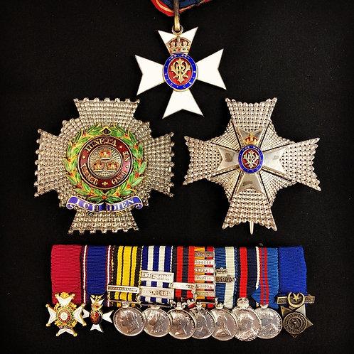 General Sir Arthur Henry Fitzroy Paget GCB GCVO