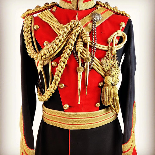 Victorian 12th Royal Lancers - Lt-Gen. Sir Arthur Lyttelton-Annesley, KCB, KCVO