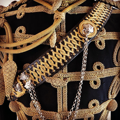 The 7th and 10th Hussars Uniforms of Major-General John Vaughan, CB, DSO, DL, JP