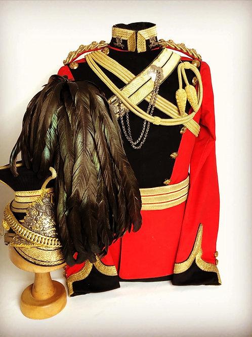 16th Queen's Lancers Officers Uniform - Captain Lord HolmPatrick