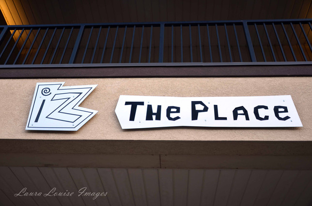 Iz the Place venue