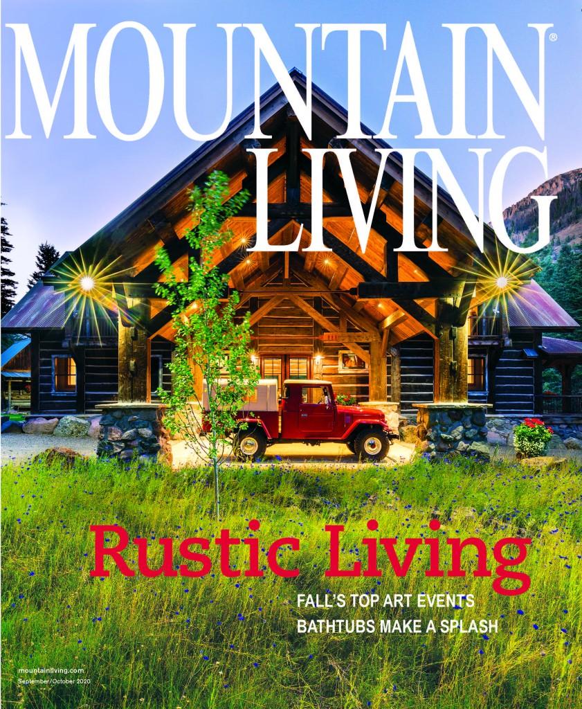 Mountain Living Sept/Oct 2020
