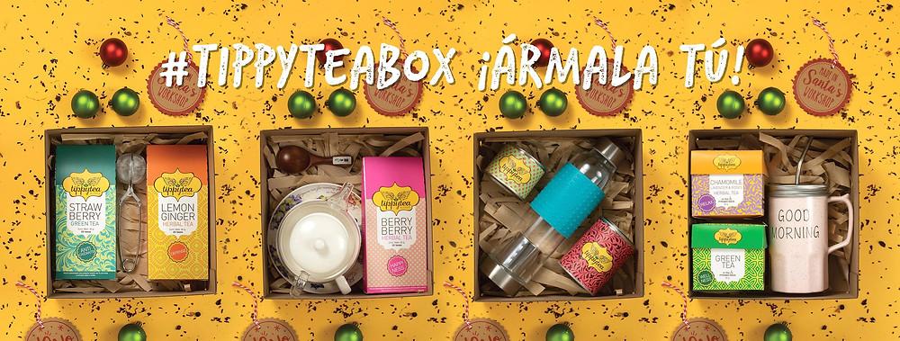 TippyTeaBox