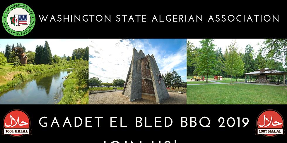 Gaadet El Bled BBQ 2019