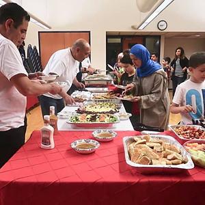 Ramadan Potluck Iftar Event