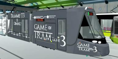 Tramway Game of Tram