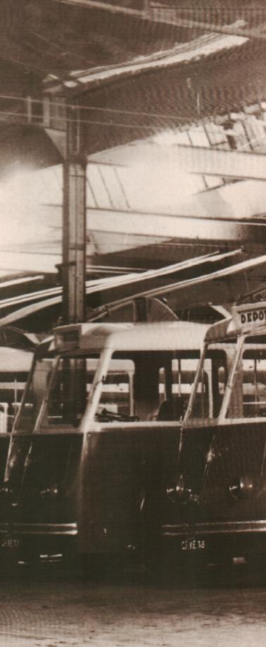 Dépôt trolleybus VCR