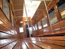 Intérieur tramway H saint etienne